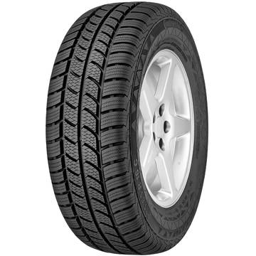 Anvelopa CONTINENTAL Vanco Winter 2 10PR MS 3 PMSF, 195/75 R16C, 110/108R, E, C, )) 73