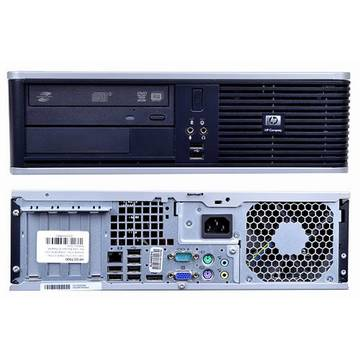 HP DC7900 Quad Core Q9400 2.66GHz 4GB DDR2 250GB HDD Sata DVD-RW Desktop Soft Preinstalat Windows 10 Home
