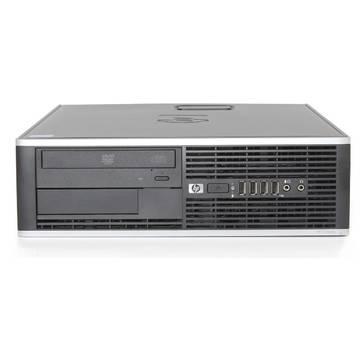 HP Elite 8000 Core 2 Quad Q9500 2.83 GHz 4GB DDR3 500GB HDD Sata DVD-RW Desktop Soft Preinstalat Windows 10 Home