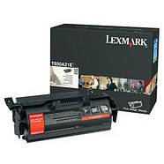 Toner Lexmark negru| T650dn/T650dtn/T650n/T652dn/T652dtn/T652n/T654dn/T654dt...