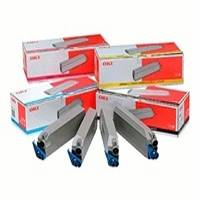 Kit tonere OKI CMYK Rainbow Kit | 4x6000pag | C8600/C8800