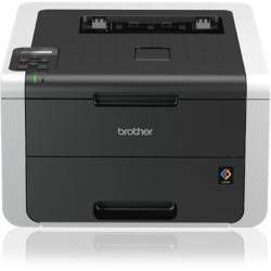 Imprimanta laser Brother HL-3172CDW, COLOR, LASER, 22PPM, 53 dB, negru-alb