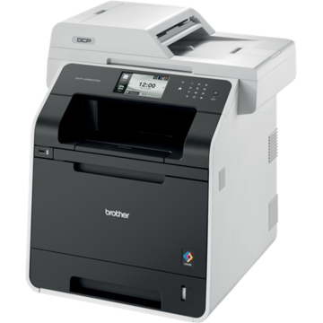 Multifunctionala Brother DCP-L8450CDW, color, A4, 30 ppm, laser