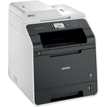 Multifunctionala Brother MFC-L8650CDW, color, A4, 28 ppm, laser