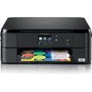 Multifunctionala Brother DCP-J562DW, color, A4, 12 ppm, inkjet