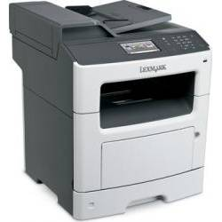Imprimanta laser Lexmark MX410DE, PRINTER, KIT, 4YRS WARR., A4, Duplex, USB 2.0, alb-gri