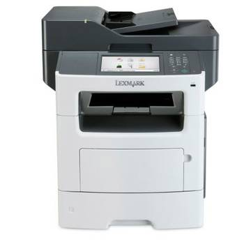 Multifunctionala Lexmark MX611DHE, 4IN1, MONOLASER, A4, Fax, USB, CCD, Monocrom