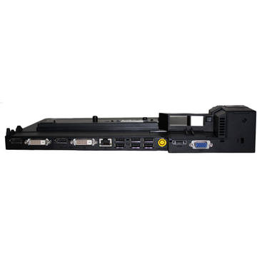 Lenovo ThinkPad Mini Dock Plus Series 3 pentru T400S, T410S, T410i, T420, T430, T420i, T510, T530, WT420, W510, W520, W530