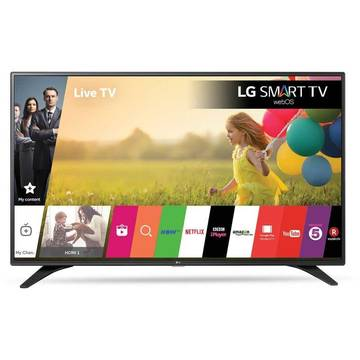 Televizor LED LG 55LH604V, Full HD, 55 inch, WiFi, CI+, Smart TV, negru