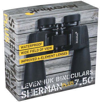 Binoclu Levenhuk Sherman Plus, 7x, 50 mm