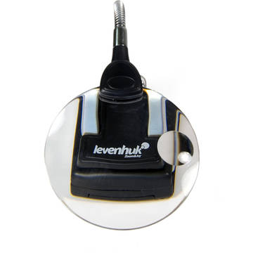 Levenhuk  Zeno 1000 LED Magnifier, 2.5/5x, 88/21 mm