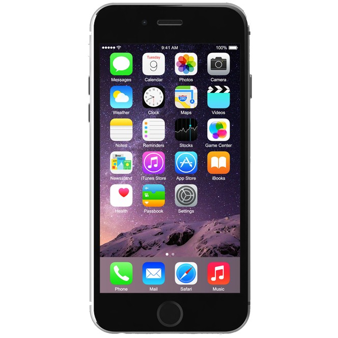 Smartphone iPhone 6s 32GB Space Gray