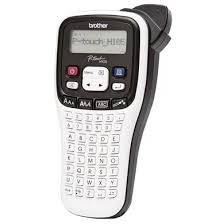 Imprimanta etichete Brother PTH105WB PTH105WBYJ1, P-touch, Handheld, TZe tapes 3.5 to 12mm