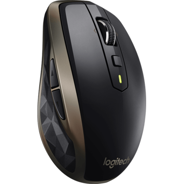 Mouse Logitech MX Wireless Mobile 910-004969, 2.4GHZ, gri