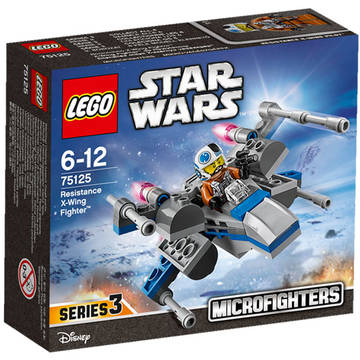 LEGO Resistance X-Wing Fighter™ (75125)
