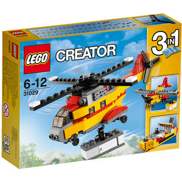 LEGO Elicopter de transport (31029)