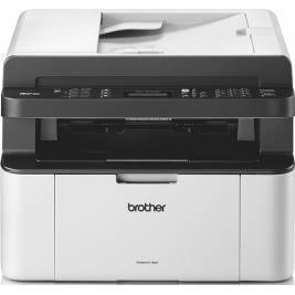 Multifunctionala Brother MFC-1910W, Multifunctional laser, mono, A4, cu fax, ADF, wireless