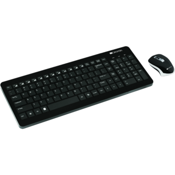 Tastatura Canyon si mouse CNS-HSETW3-US, 105 taste, negru