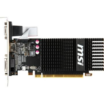 Placa video MSI Radeon R5 230 1GB DDR3 64-bit Low Profile
