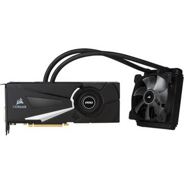 Placa video MSI GeForce GTX 1070, 8GB GDDR5 (256 Bit), HDMI, DVI, 3xDP