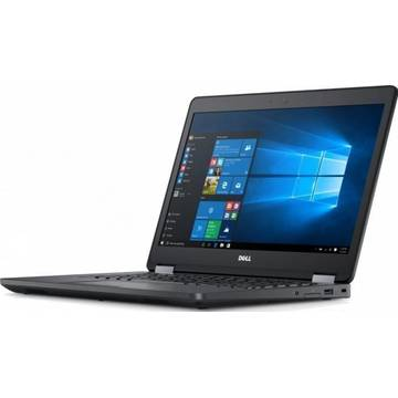 Dell Latitude 5470 Intel Core i5-6300U 2.4GHz up to 3.0GHz 8GB DDR4 256GB SSD 14inch FHD Multitouch Webcam Windows 10 Professional