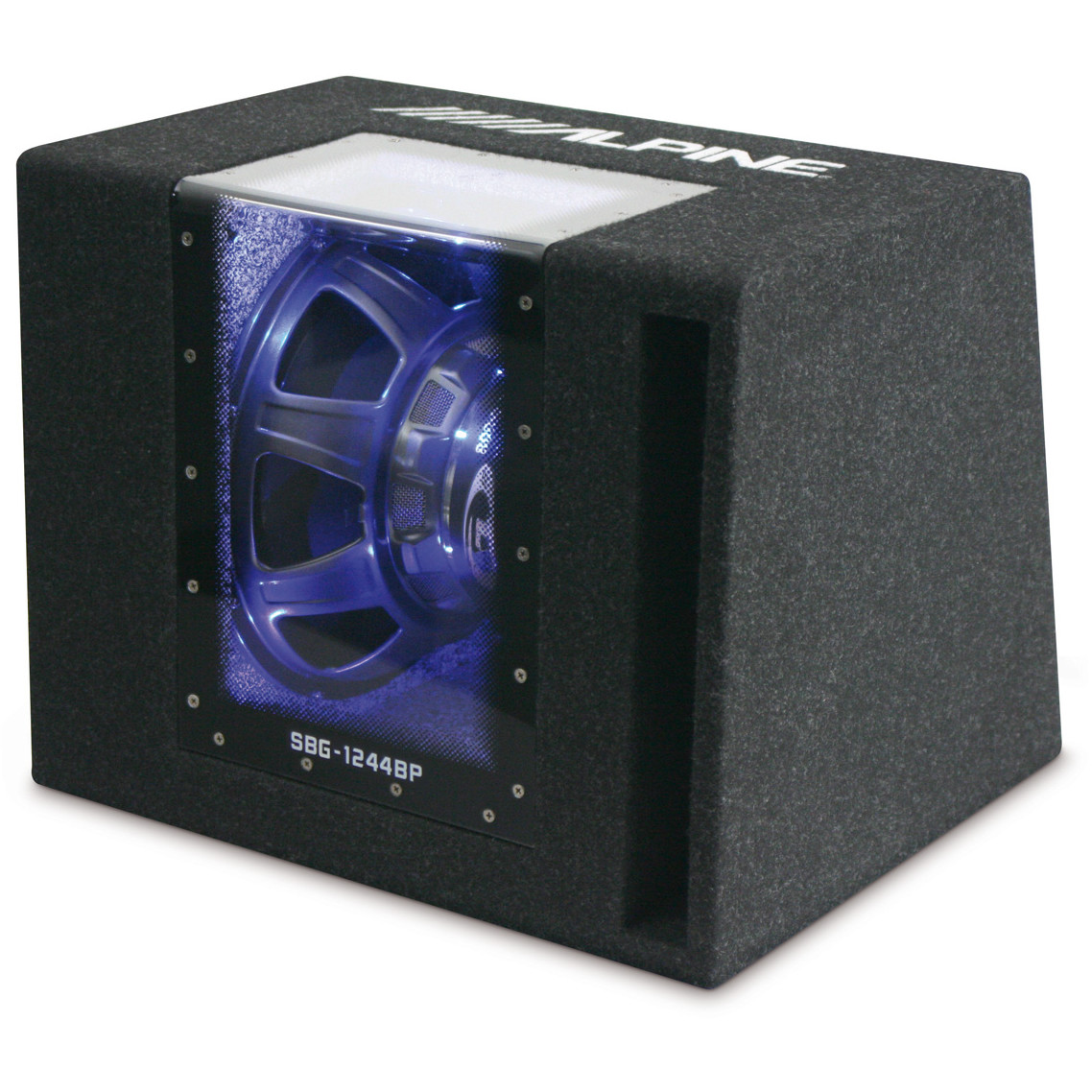 Boxe auto SBG-1244BP, Subwoofer auto Band Pass, 30 cm