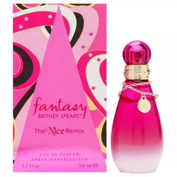 Britney Spears Fantasy The Nice Remix Eau de Parfum 50ml