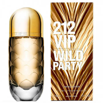 Carolina Herrera 212 VIP Wild Party Eau de Toilette 80ml