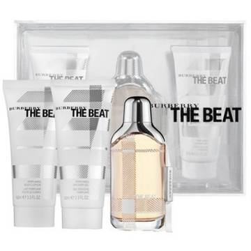 Burberry The Beat Eau De Parfum 75ml + Shower Gel 100ml + Body Lotion 100ml