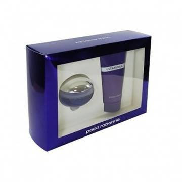 Paco Rabanne Ultraviolet Eau de Parfum 80ml + Body Lotion 100ml