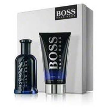 Hugo Boss No.6 Bottled Night Eau De Toilette 100ml + Shower Gel 150ml