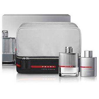 Prada Luna Rossa Eau de Toilette 100ml + Shower Gel 100ml + Pouch