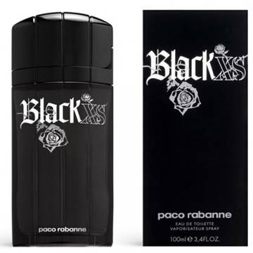 Paco Rabanne Black XS Eau de Toilette 100ml + Eau de Toilette 10ml