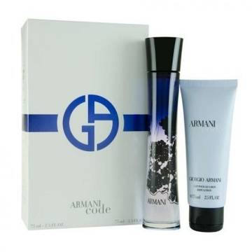Giorgio Armani Code Eau de Parfum 75ml + Body Lotion 75ml