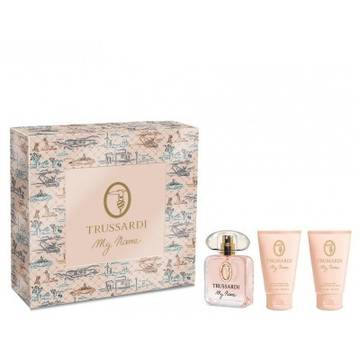 Trussardi My Name Eau de Parfum 30ml + Shower Gel 30ml + Body Lotion 30ml