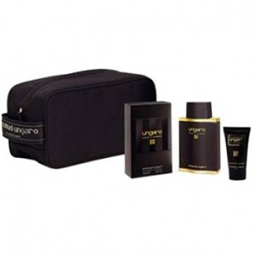 Emanuel Ungaro L'Homme III Eau de Toilette 100ml + Shower Gel 150ml + Pouch