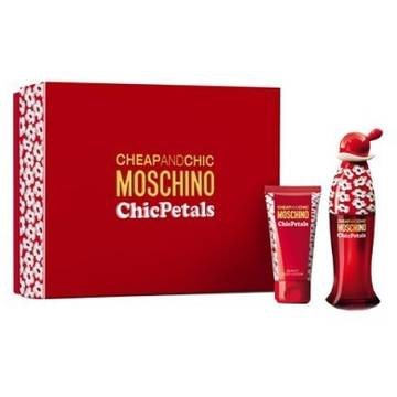 Moschino Chic Petals Eau de Toilette 30ml + 50ml Body Lotion