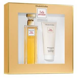 Elizabeth Arden 5th Avenue Eau de Parfum 75ml + Body Lotion 100ml