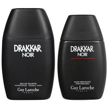 Guy Laroche Drakkar Noir Eau de Toilette 100ml + 100ml After Shave Balsam