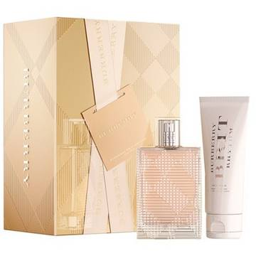 Burberry Brit Rhythm Eau de Toilette 50ml + Body Lotion 150ml