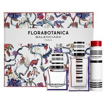 Balenciaga Florabotanica Eau De Parfum 100ml + Body Lotion 100ml + Shower Gel 100ml