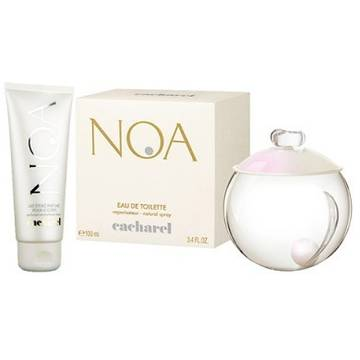 Cacharel Noa Eau De Toilette 100ml + Body Lotion 200ml