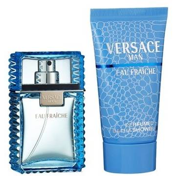 Versace Eau Fraiche Eau de Toilette 100ml + 100 Shower Gel