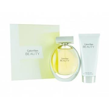 Calvin Klein Beauty Eau de Parfum 100ml + Body Lotion 100ml