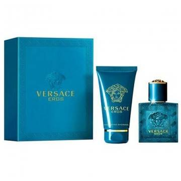 Versace Eros Eau de Toilette 30ml + 50ml Shower Gel