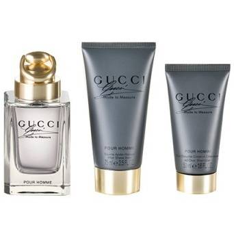 Gucci Made to Measure Eau de Toilette 90ml + After Shave Balsam 75ml + Shower Gel 50ml