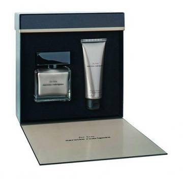 Narciso Rodriguez For Him Eau de Parfum 100ml + Shampoo 75ml