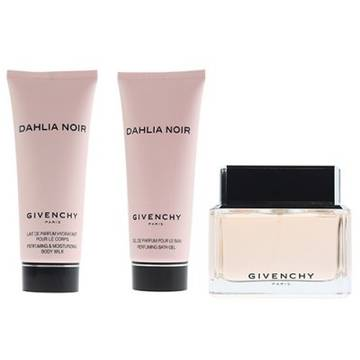 Givenchy Dahlia Noir Eau de Toilette 50ml + Body Milk 75ml + Shower Gel 75ml