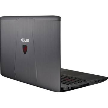 Notebook Asus ROG GL553VW, 15.6inch, intel Core i7-6700HQ, 16 GB DDR4, 1 TB + 128 GB HDD/SSD, video dedicat, Free DOS