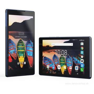 "Tableta Lenovo TAB3, 8"", QC, 2GB, 16GB, WIFI, BLACK"